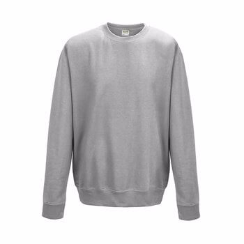 Sweatshirt ljusgrå