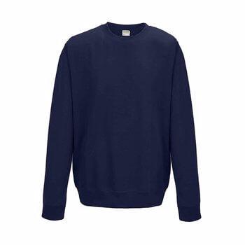 Sweatshirt marinblå