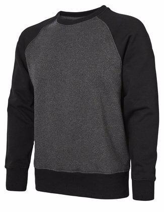 Sweatshirt grå svart