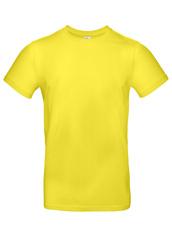 Cotton T-shirt Solar Yellow (L)