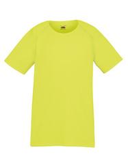 Gul Funktions t-shirt Junior