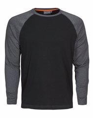 Långärmad t-shirt (4XL)