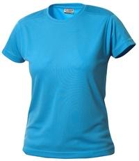 Funktions t-shirt dam (L)