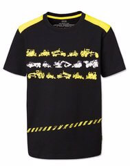 Contrast T-shirt Junior