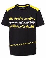 Contrast T-shirt Junior