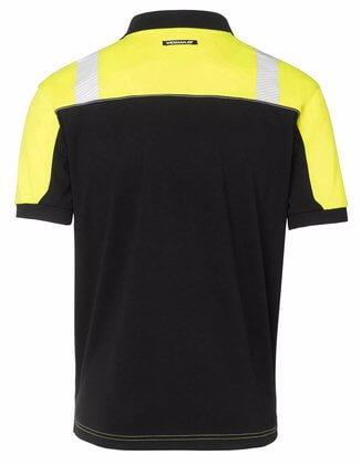 svart gul pike med reflex